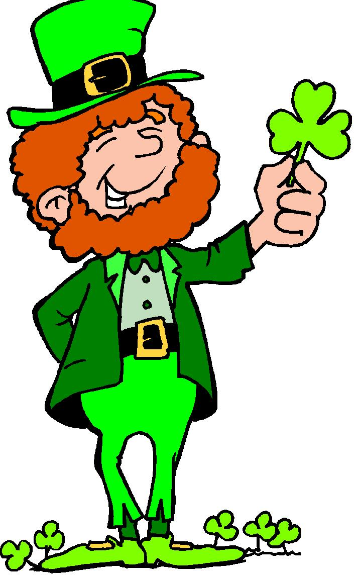 Pictures Of Irish Leprechauns - ClipArt Best