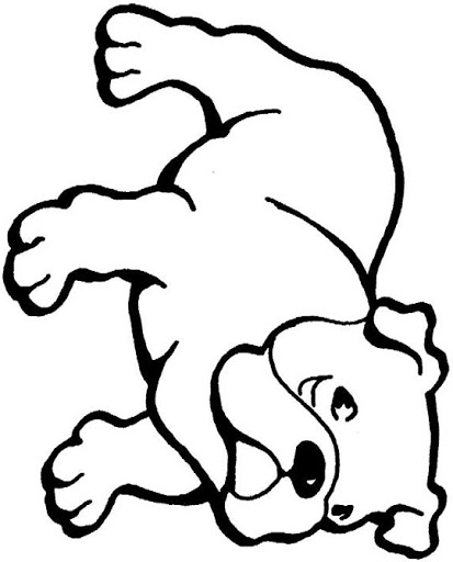 Drawing Bull Dogs For Kids