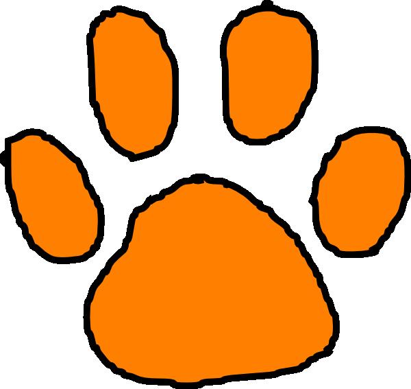 Tiger paw - photo#17