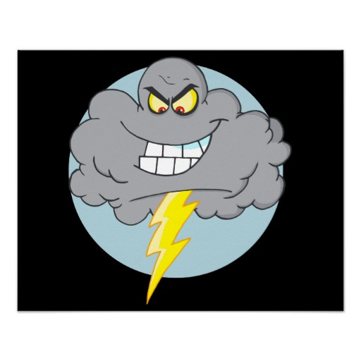 Cartoon Storm Cloud - ClipArt Best