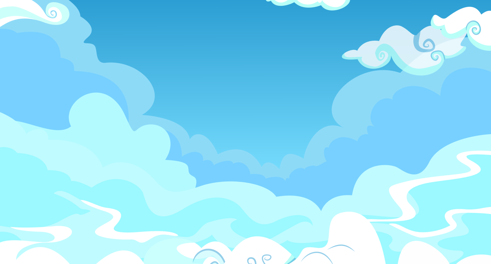 Blue Sky Backgr... Exercise Clip Art Free To Copy