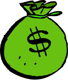 Free money-bag-green Clipart - Free Clipart Graphics, Images and ...
