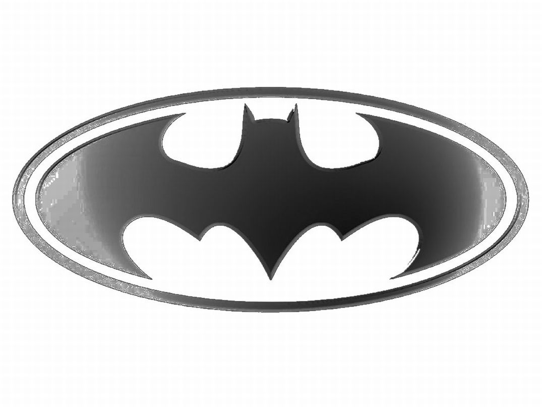 Printable Batman Logo