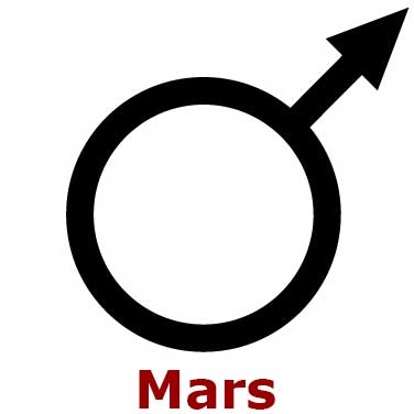 planet mars sign - photo #18