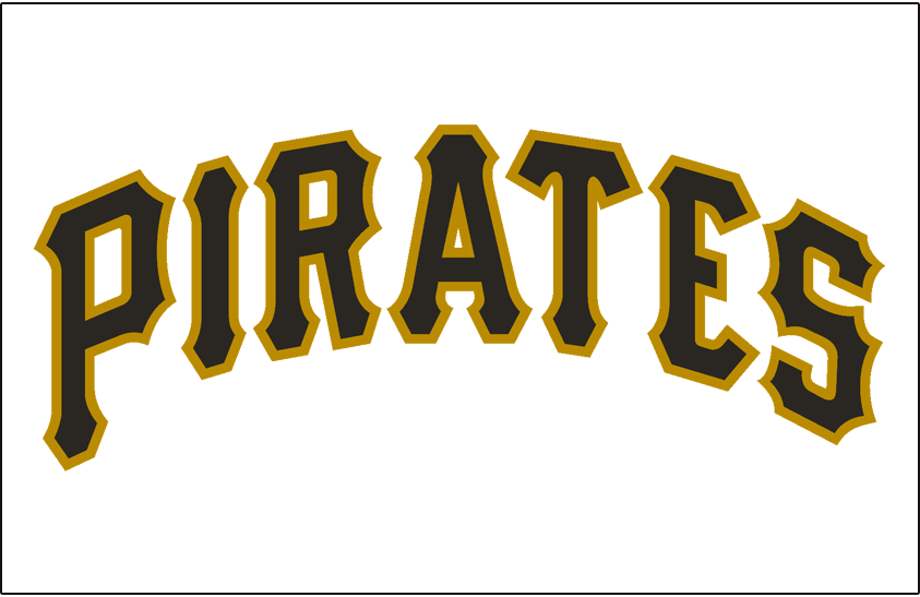 Pittsburgh Pirates Jersey Logo - National League (NL) - Chris ...