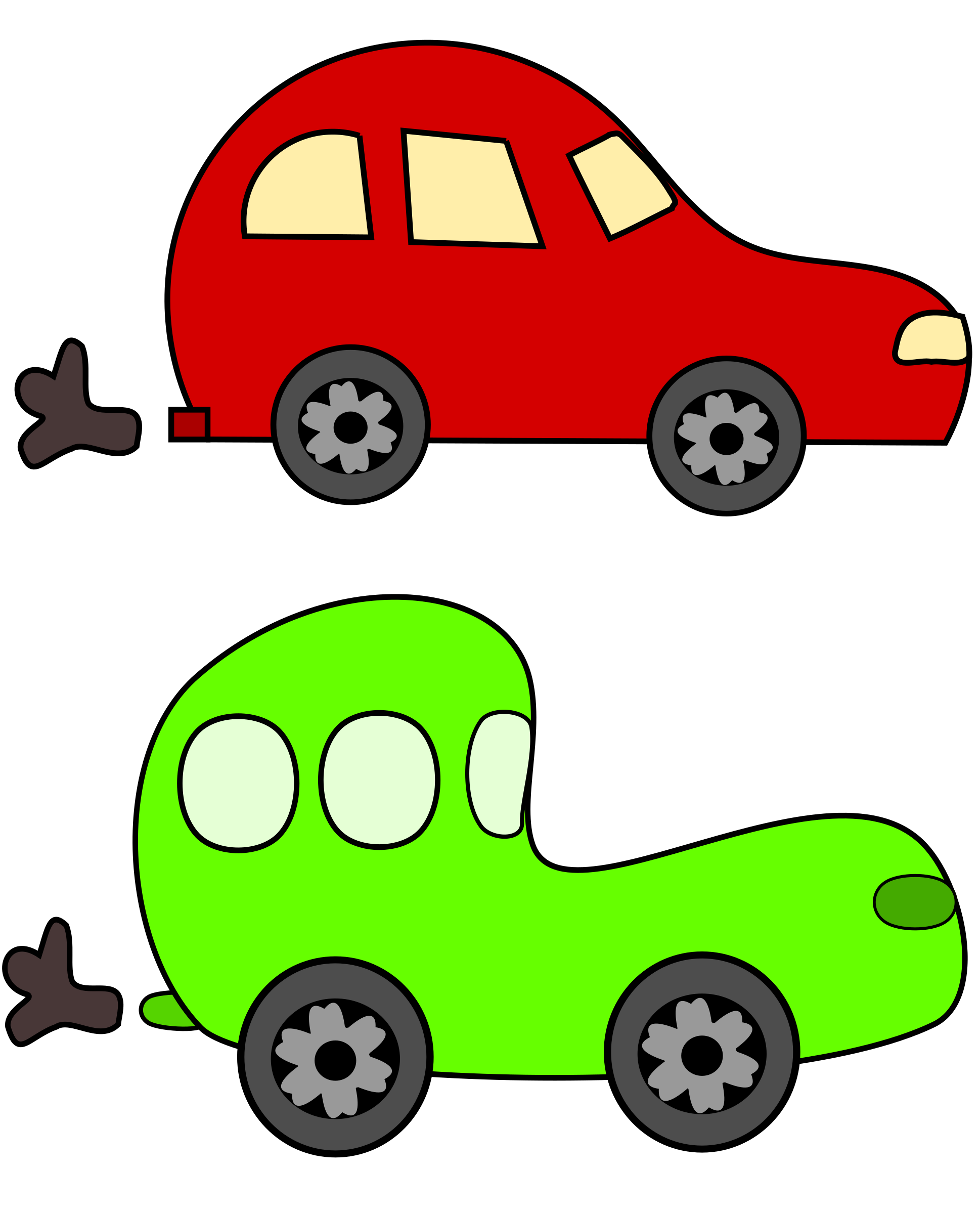 cartoon cars clipart - photo #33
