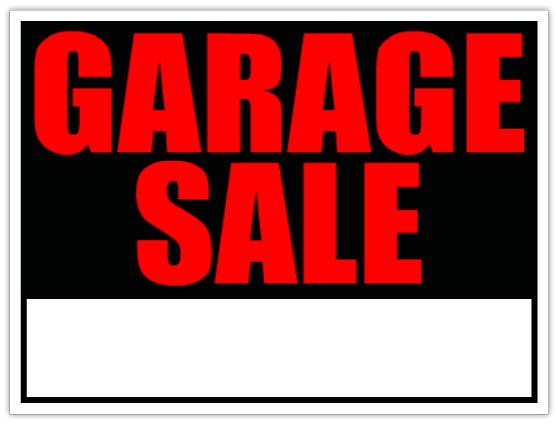 Sale Signs Templates ClipArt Best – Car Sale Sign Template