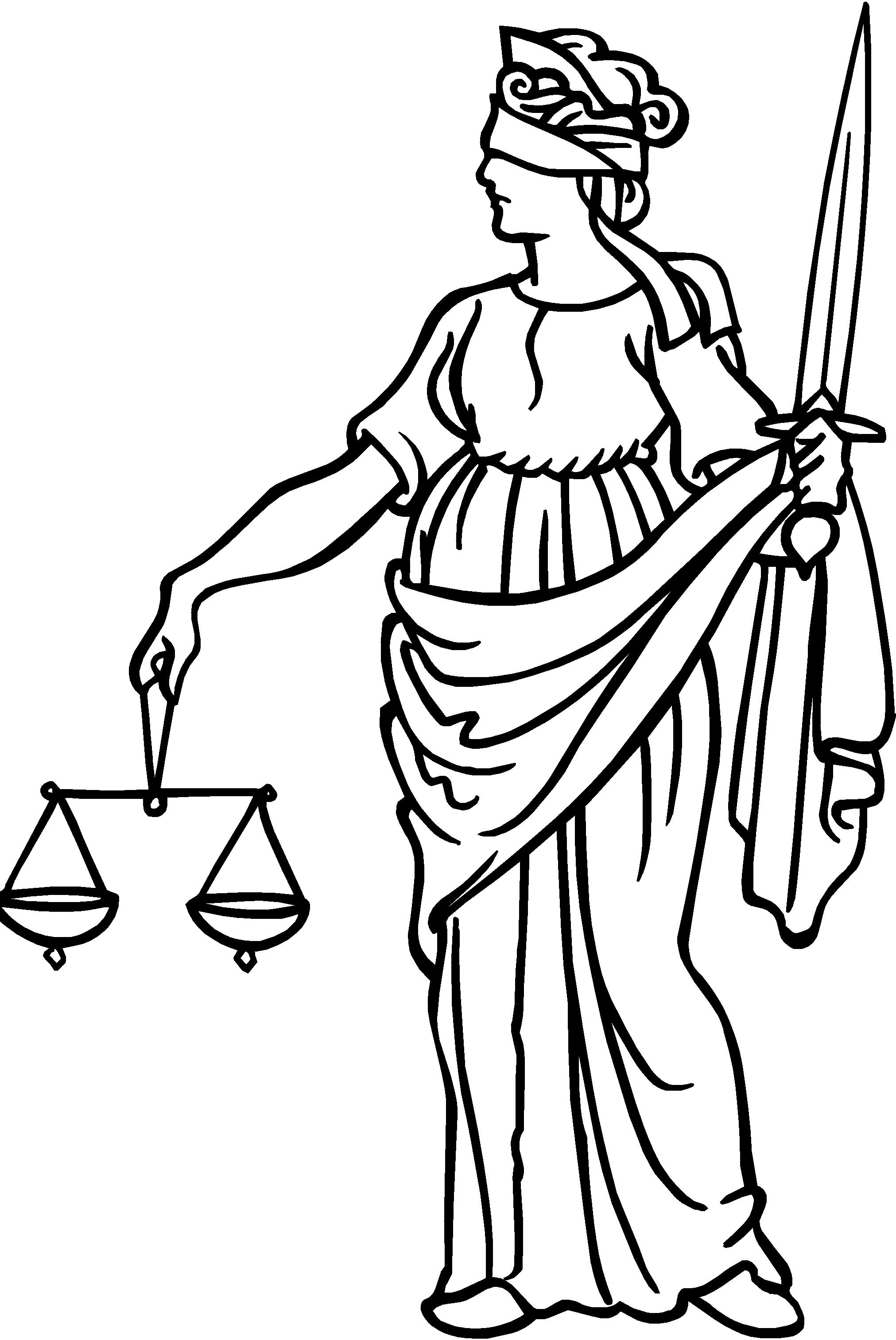 Clip Art Scales Of Justice Clip Art scales of justice art clipart best lady beautiful scales