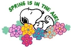 Spring Is In The Air Clipart - ClipArt Best