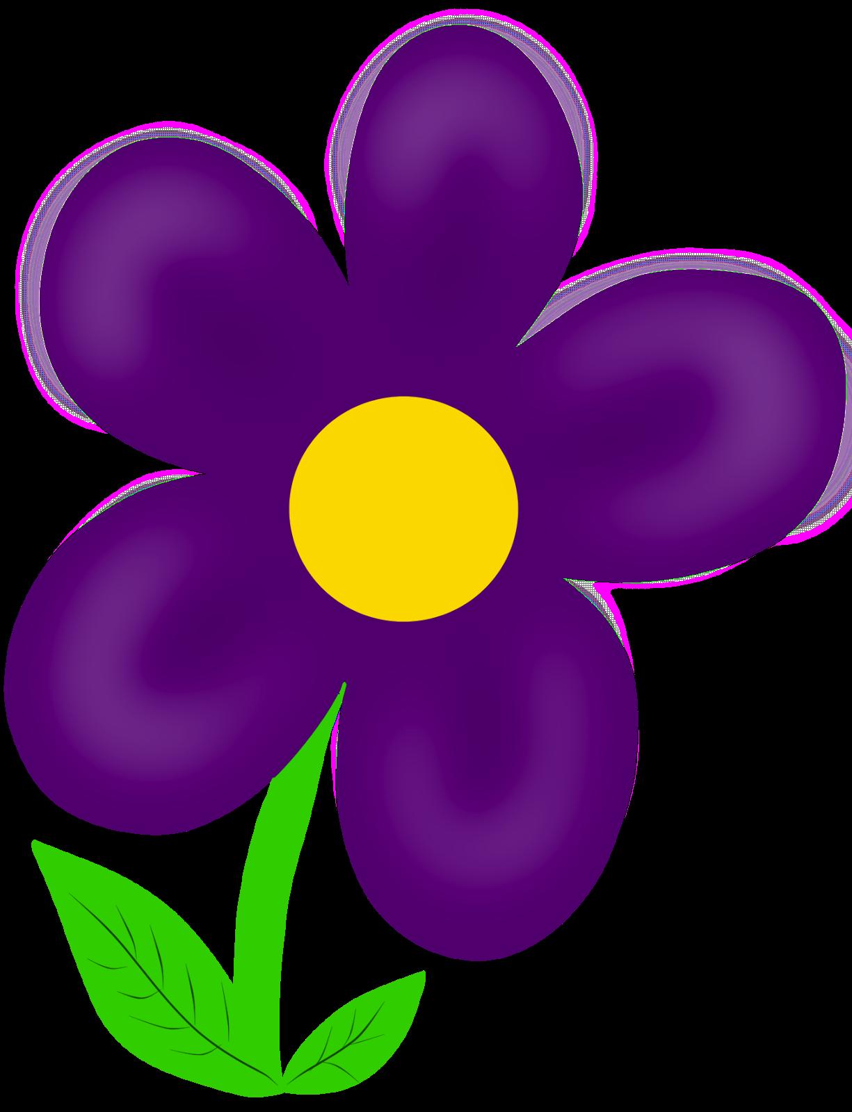 April Flowers Clip Art - ClipArt Best