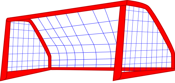 Soccer Goal Cartoon Png Www Imgkid Com The Image Kid