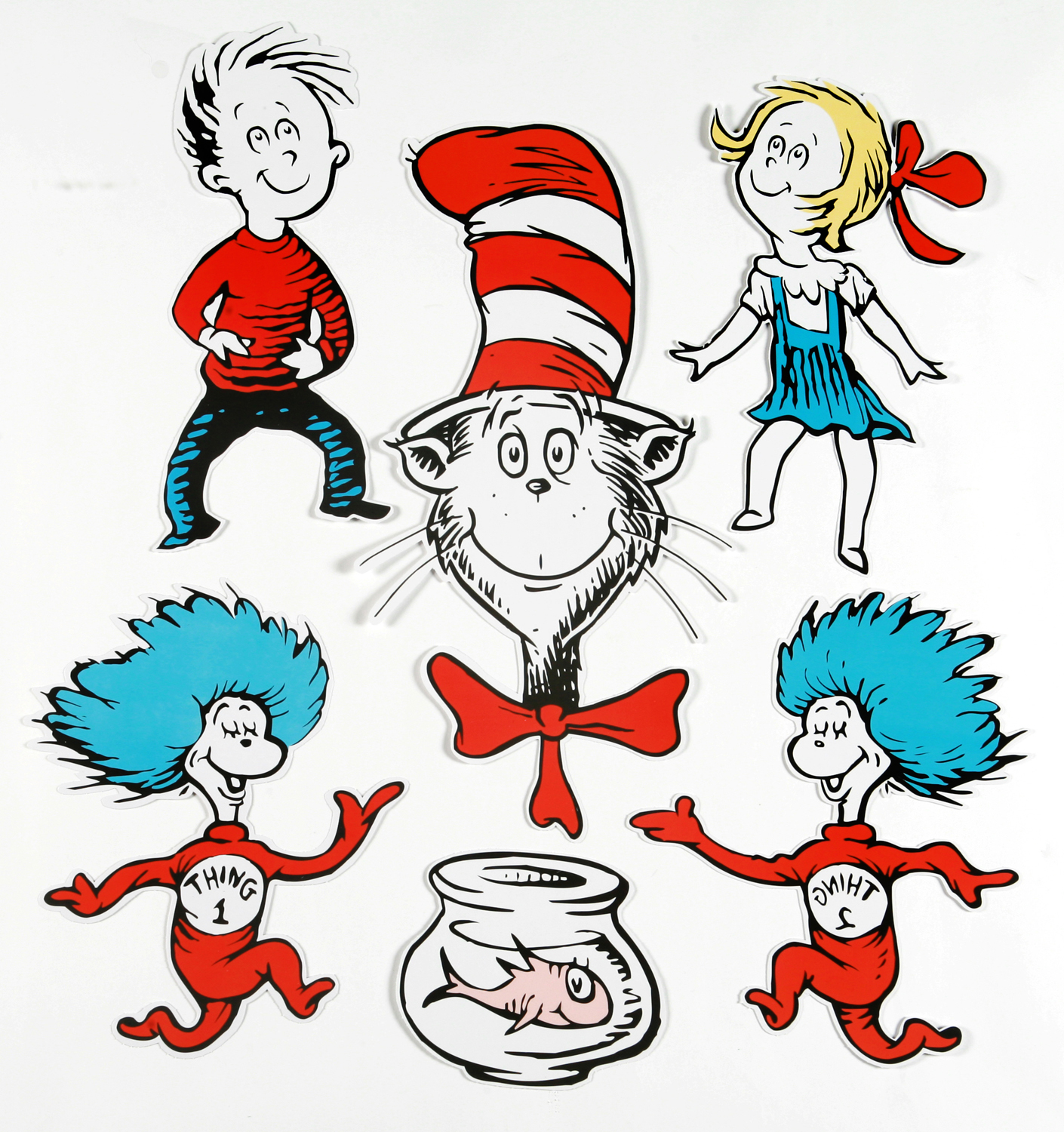 Dr Seuss Characters Clipart at GetDrawings | Free download  |Dr Seuss Clip Art