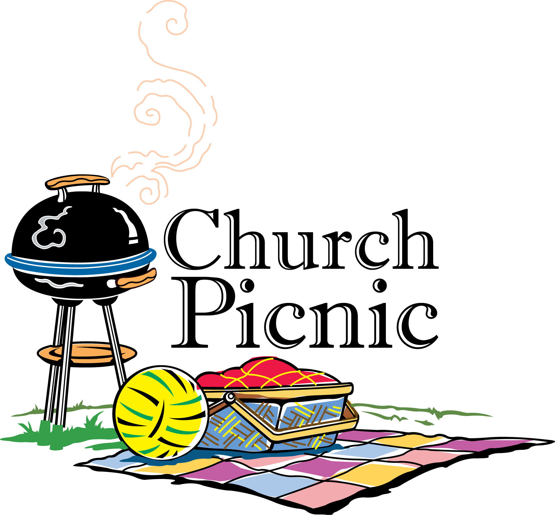 spring picnic clipart - photo #10