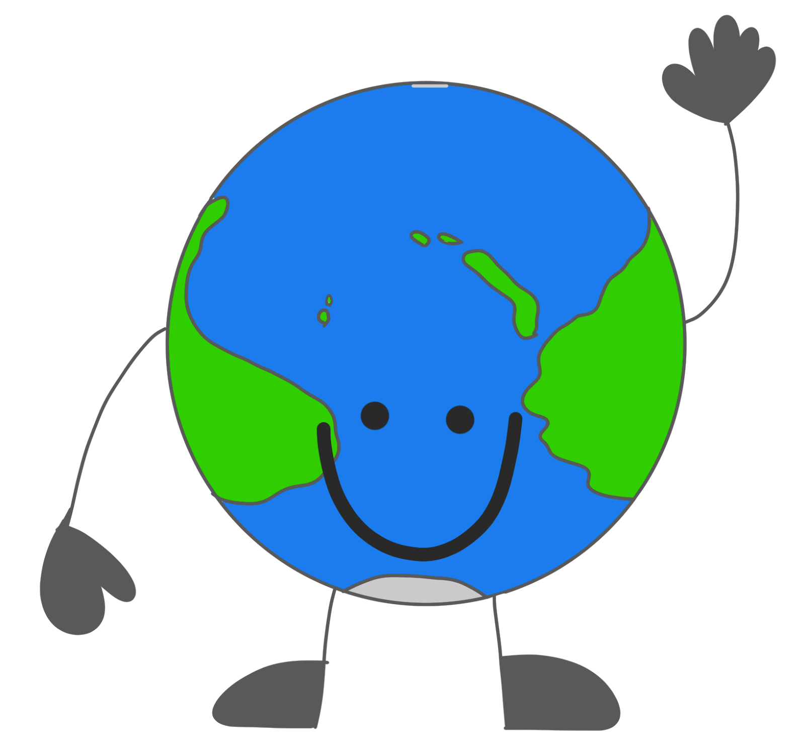 free cartoon earth clipart - photo #20