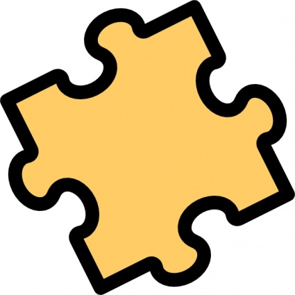 Jigsaw Puzzle Blank Pieces - ClipArt Best - ClipArt Best