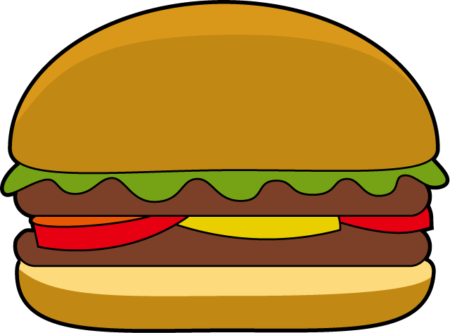 15 cartoon burger free cliparts that you can download to you computer ...