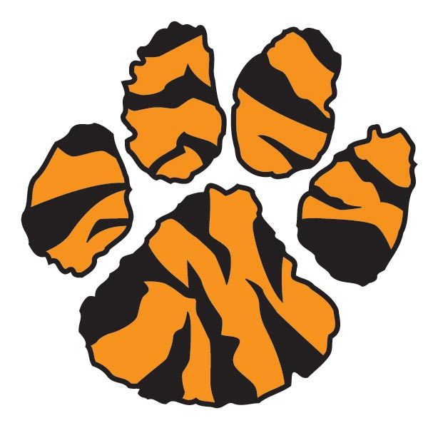 Tiger Paw Clip Art ... Tiger Paw; Logo Earrings; Tiger Paw Clip Art ...