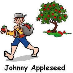 clip art of johnny appleseed clipart best johnny appleseed clip art black and white johnny appleseed clip art images