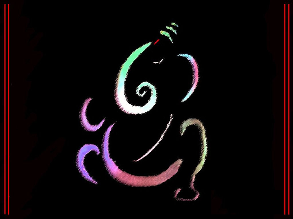 Simple Ganapathi Drawing - ClipArt Best