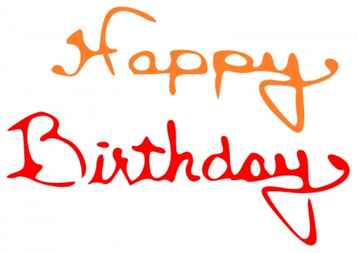 BIRTHDAY CLIP ART | Best Free, Printable Happy Birthday Clip Art