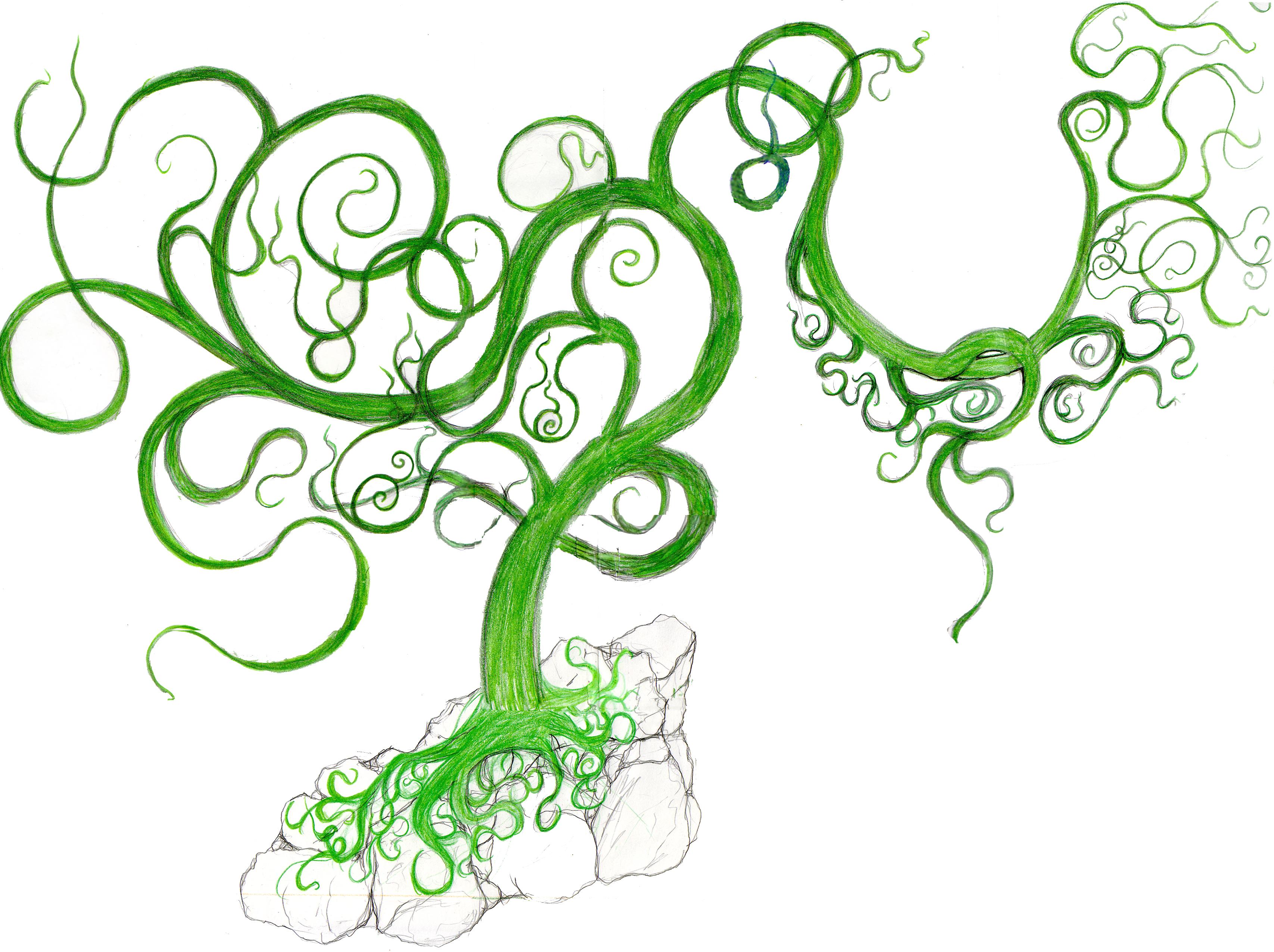 Vine Designs Art : Vine designs clipart best