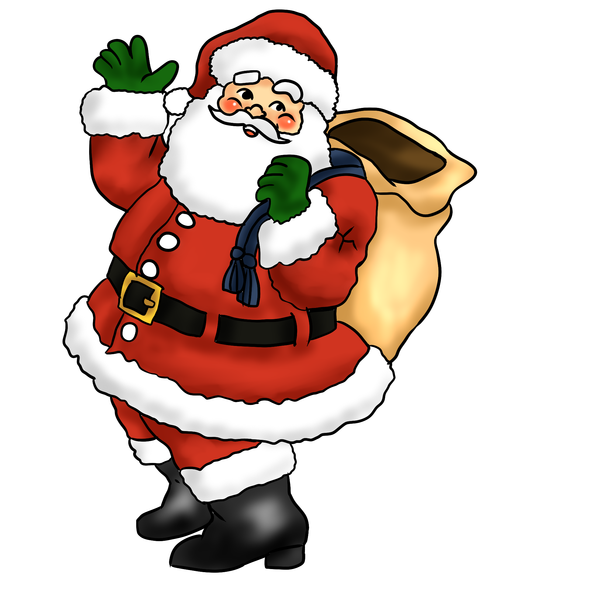 Mrs Claus Clipart - ClipArt Best