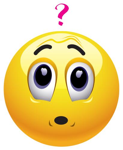 Smiley Question - Clip...