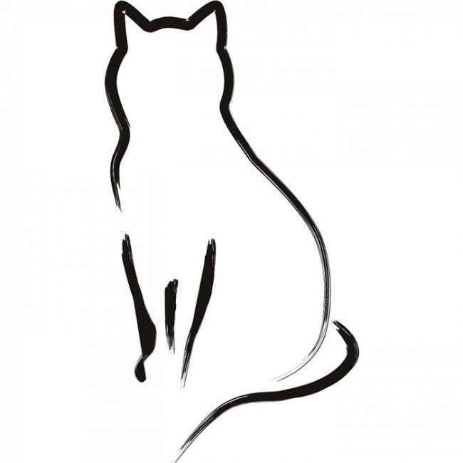 Cat Tat | Cat Tattoos, Tattoos and ...
