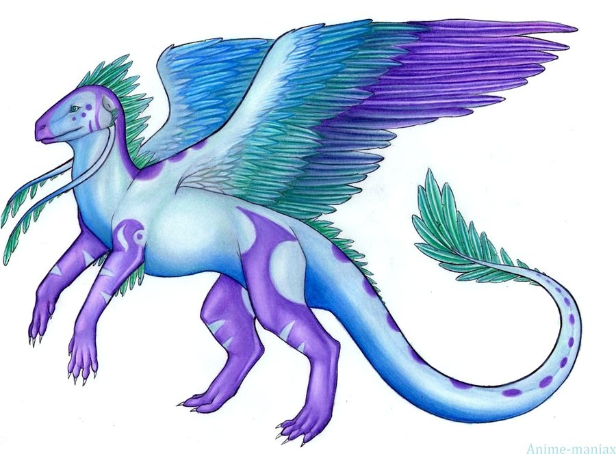 Anime Wind Dragon - ClipArt Best - ClipArt Best