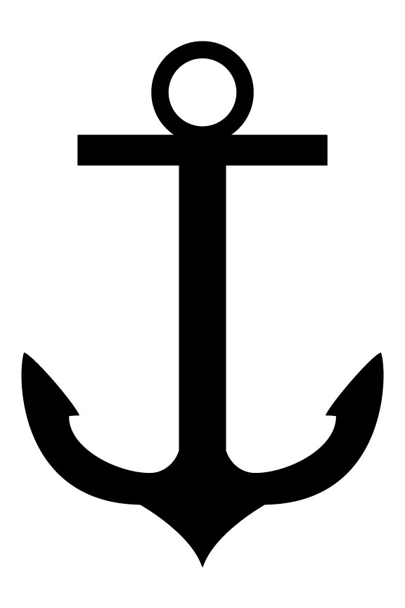 anchor clipart no background - photo #24