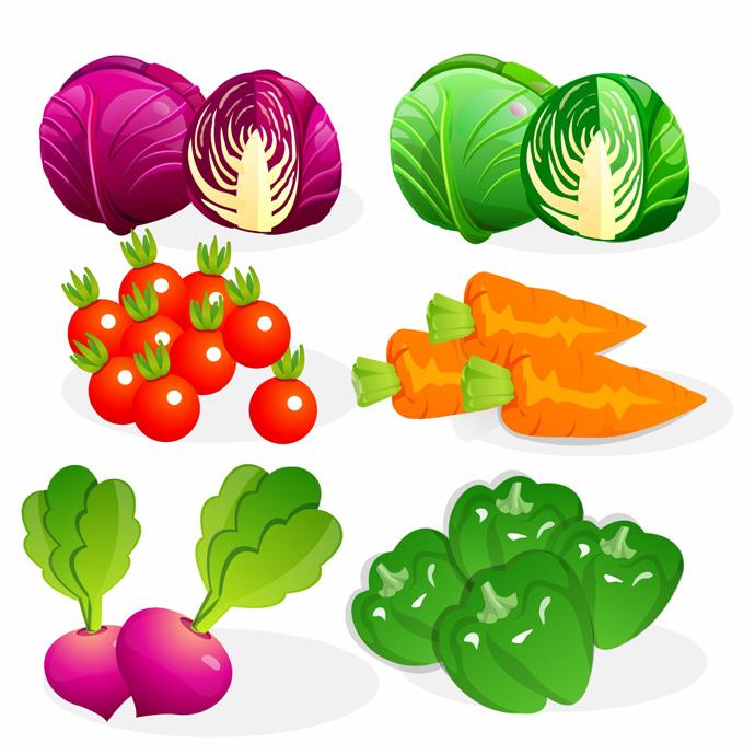 clip art food vegetables - photo #9