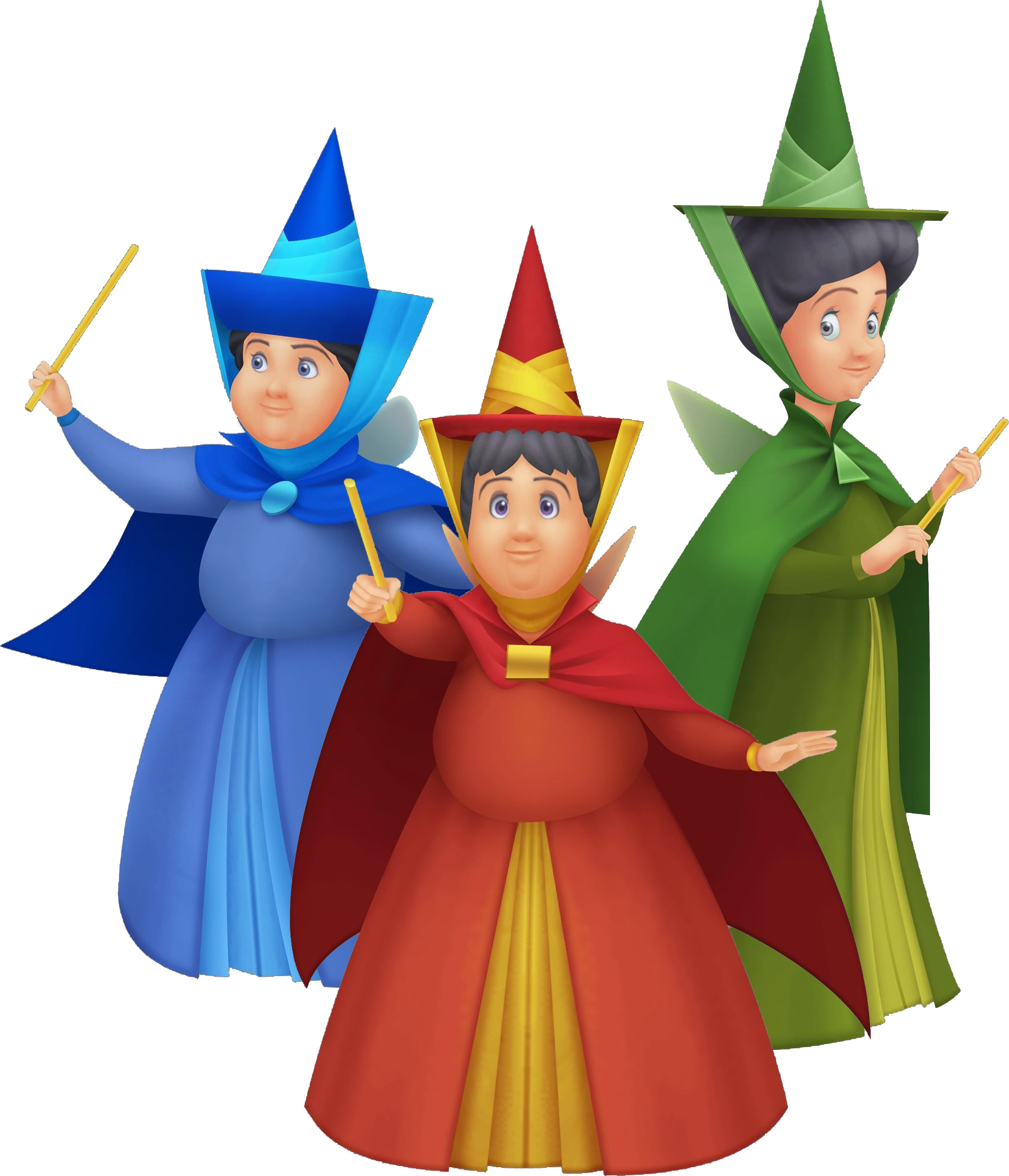 disney fairy godmothers clipart best