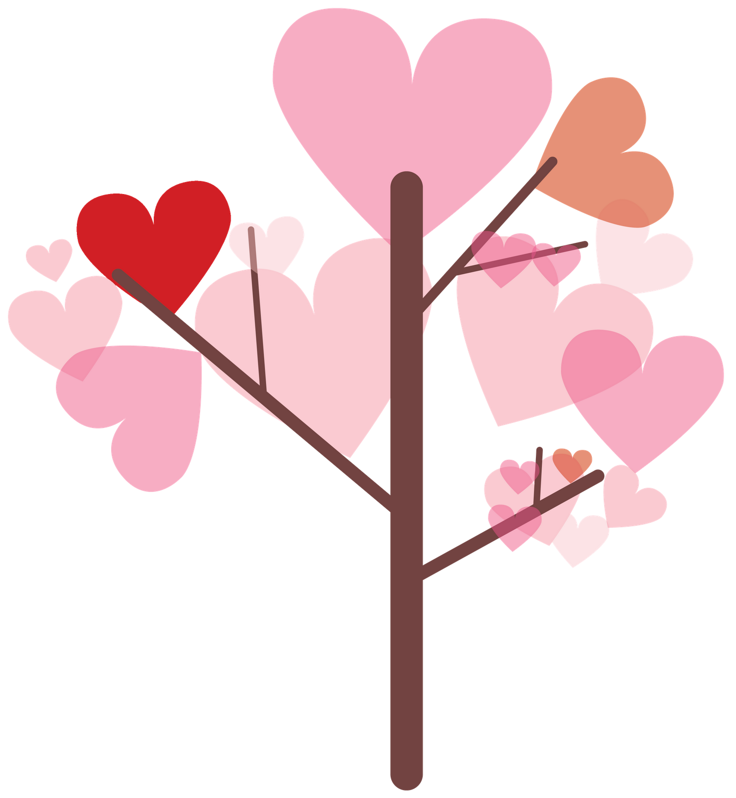 free love clipart illustration image