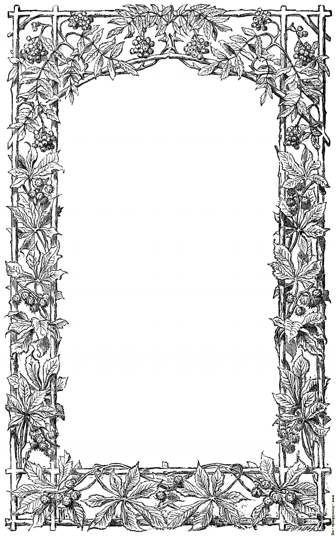 32 Cool Border Designs Free Cliparts That You Can Download To