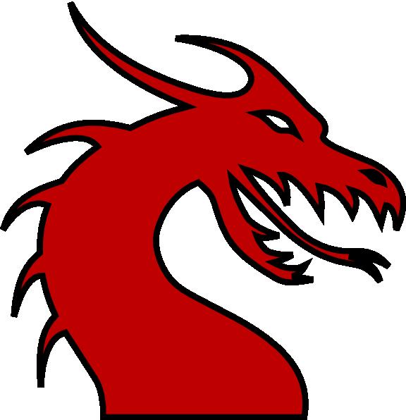 Welsh Dragon Line Art - ClipArt Best