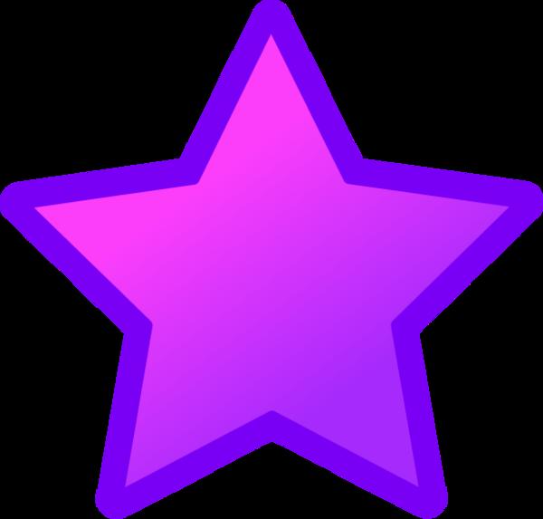 Purple Star Clip Art - ClipArt Best