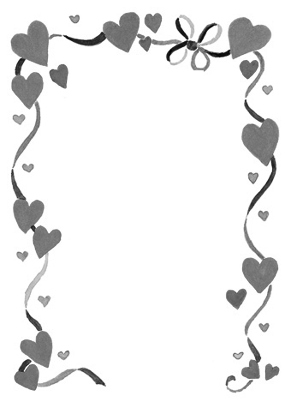 wedding heart border . Free cliparts that you can download to you ...