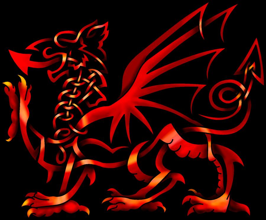 Celtic Knot Dragon - ClipArt Best