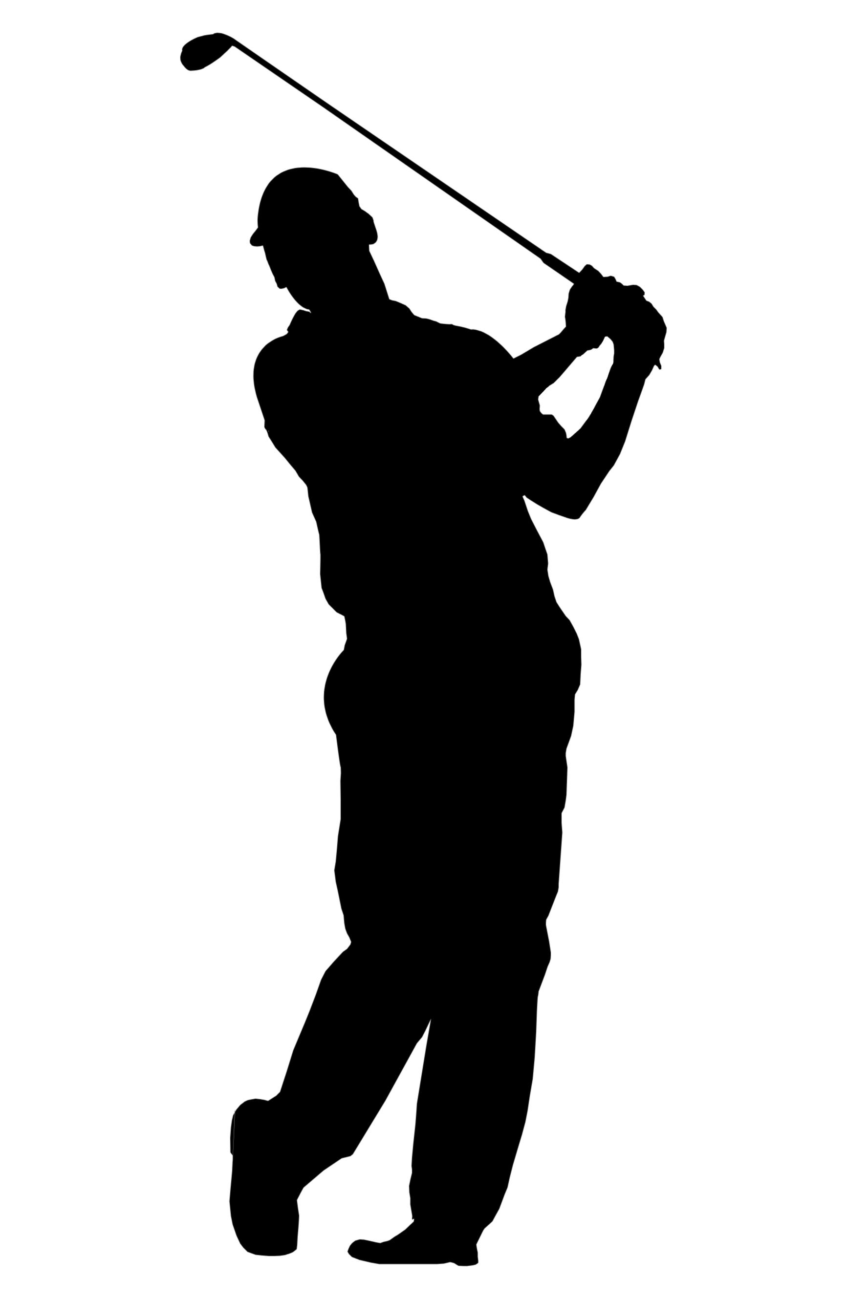 Golf Silhouette...