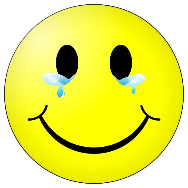 Image result for happy tears smiley