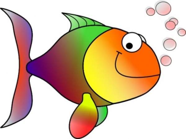 free fish clip art clipart best rainbow fish book clipart rainbow fish book clipart