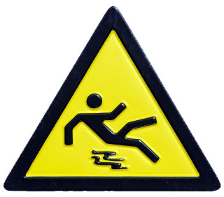 Slip And Fall Clip Art - ClipArt Best