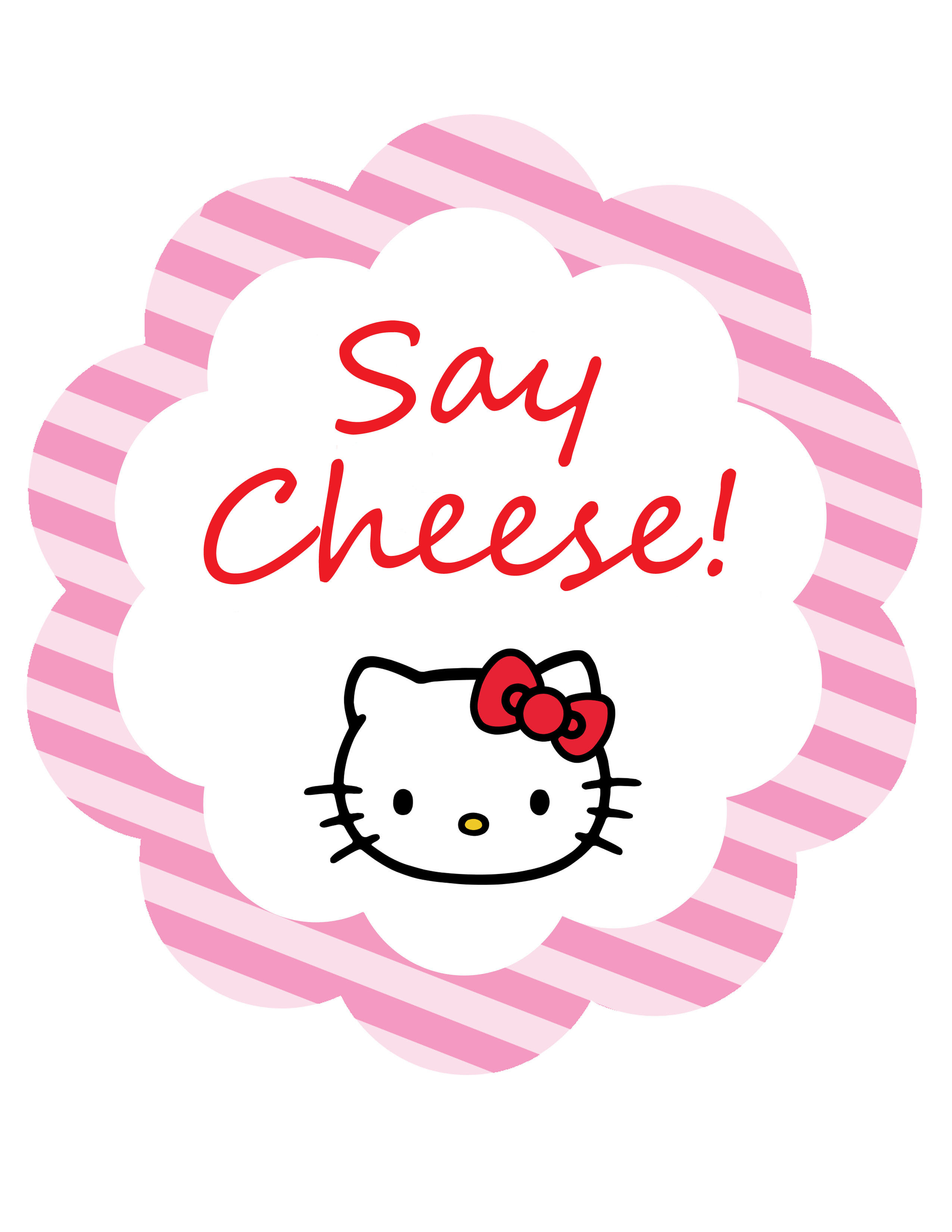 Hello Kitty Birthday Png - ClipArt Best