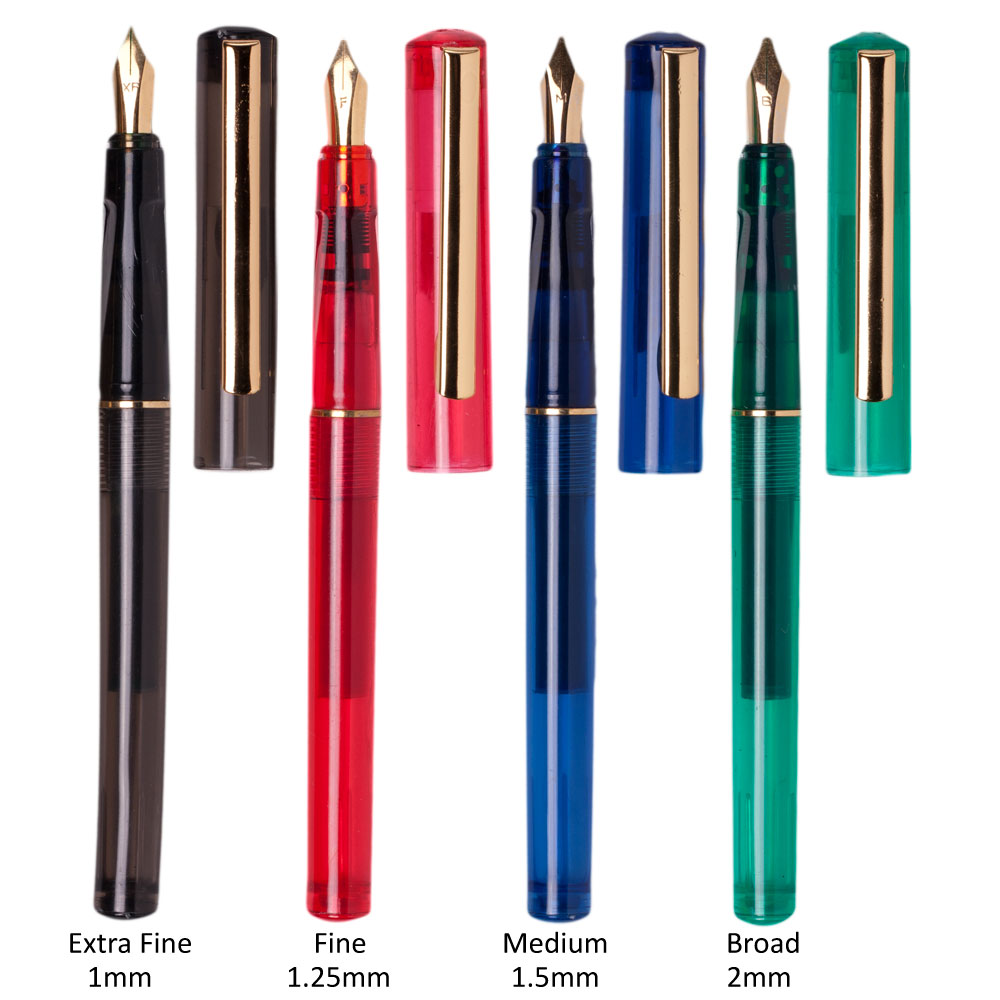 Calligraphy pen fine writing refillable