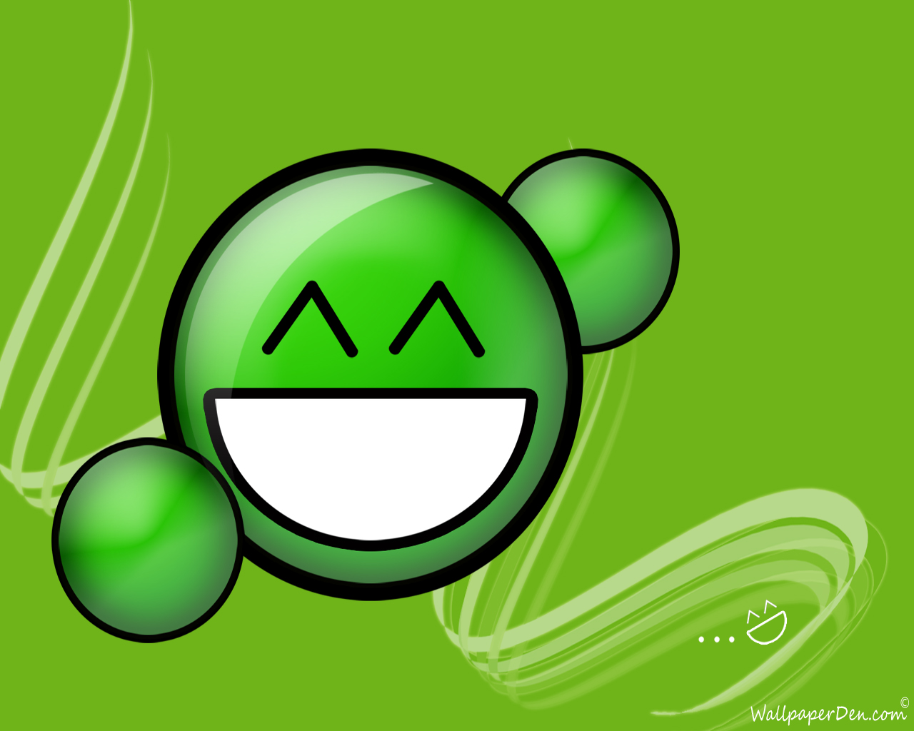 Wallpaper download free - Smile Green Clipart Best