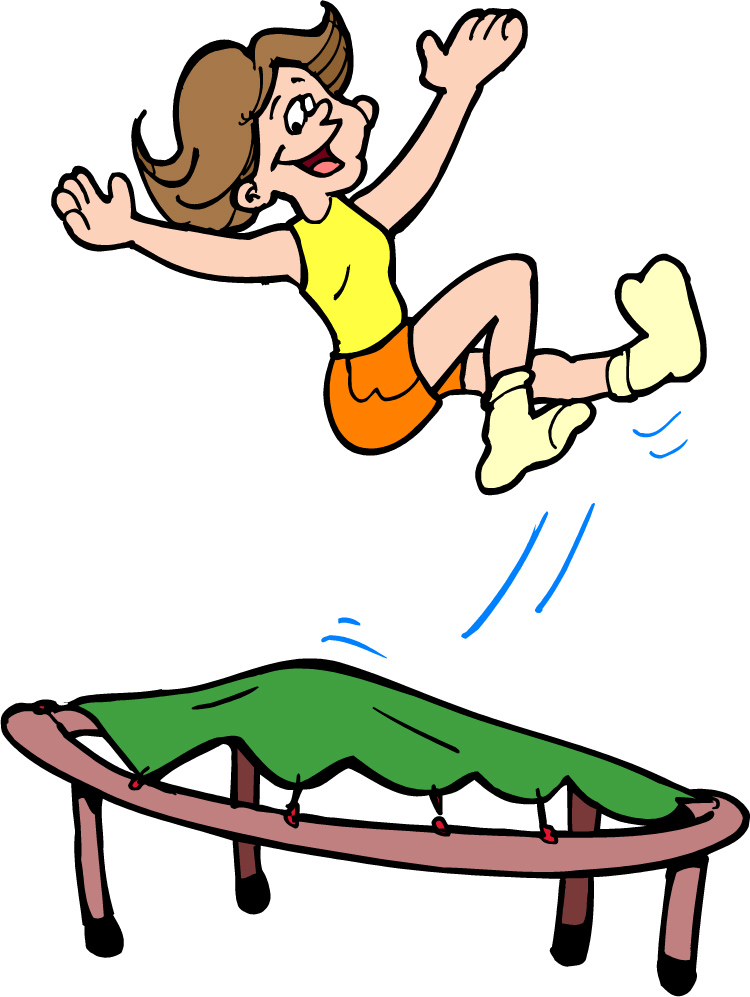 free clipart jump for joy - photo #13