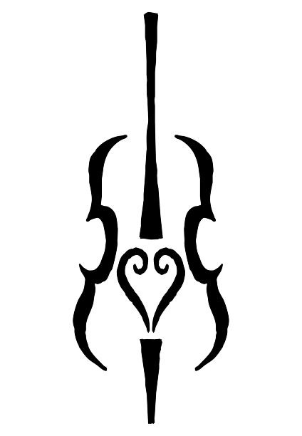 Cello Art Clipart Best