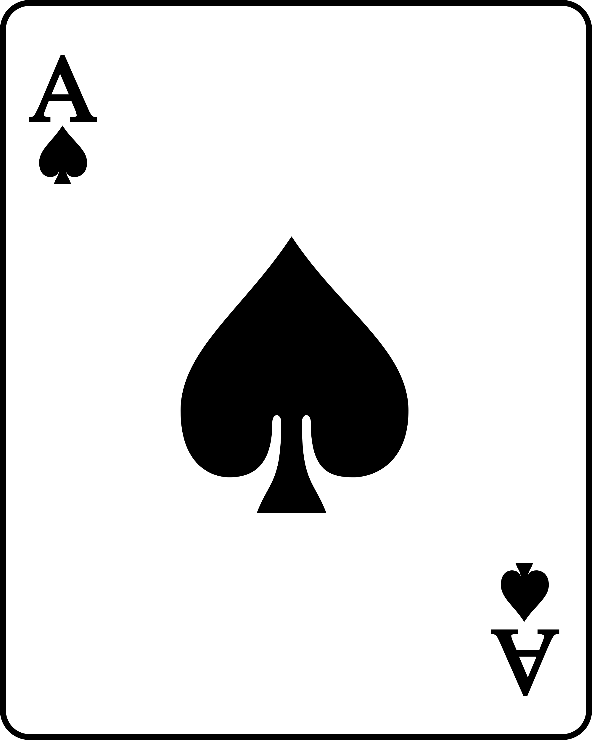 Playing Card - ClipArt Best