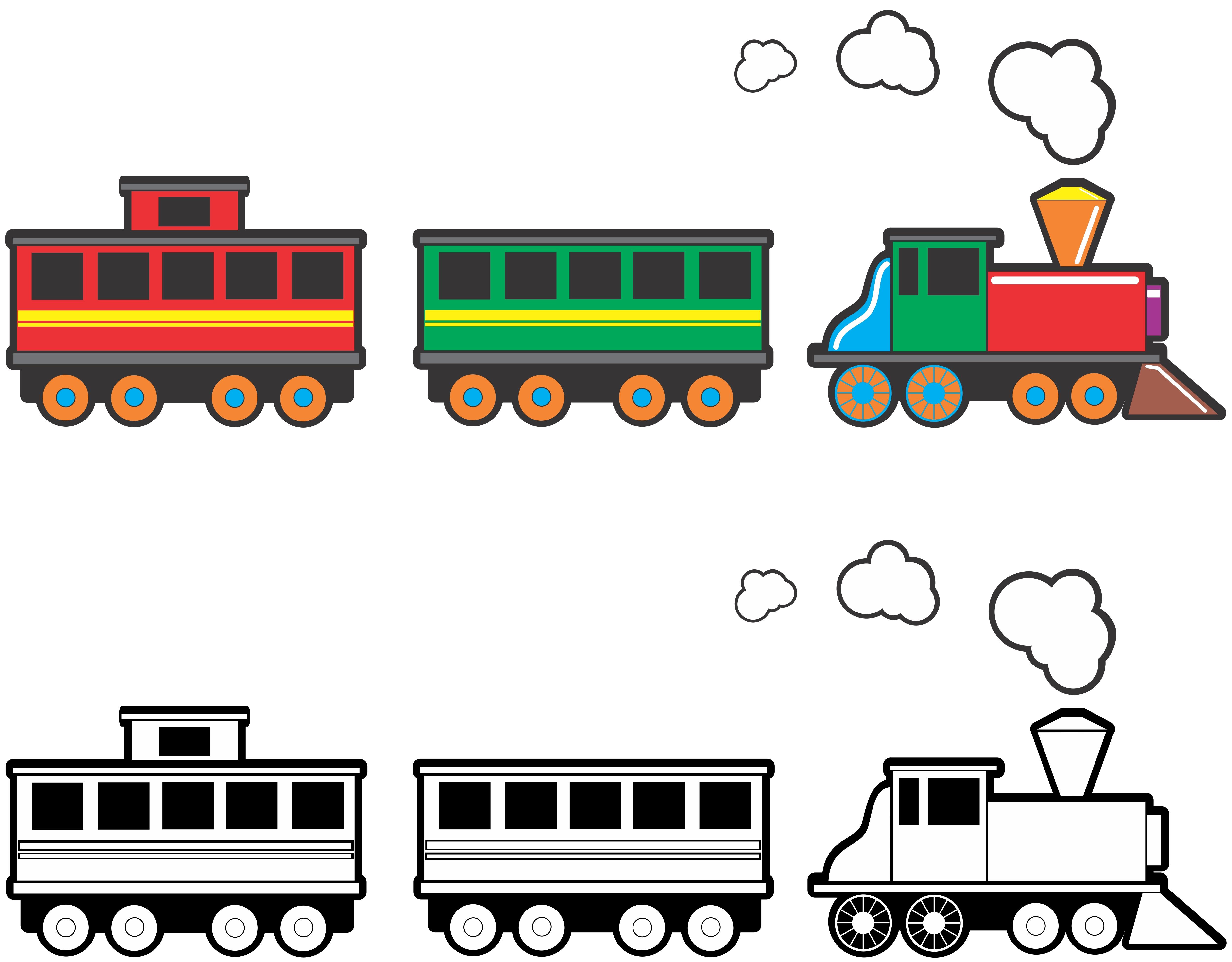 train clip art free download - photo #21
