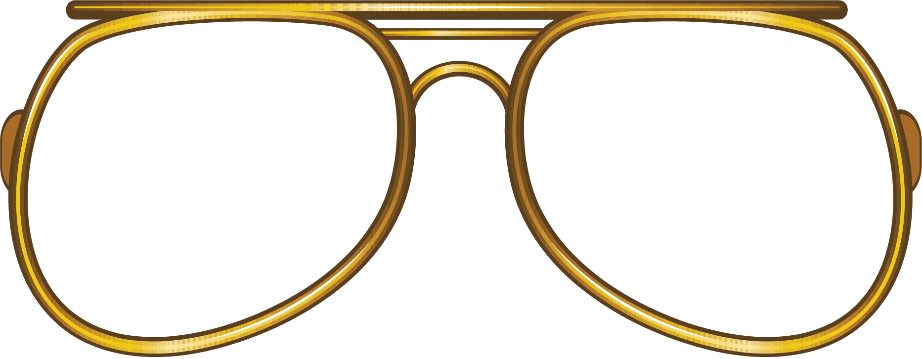 Eye Glass Clip Art
